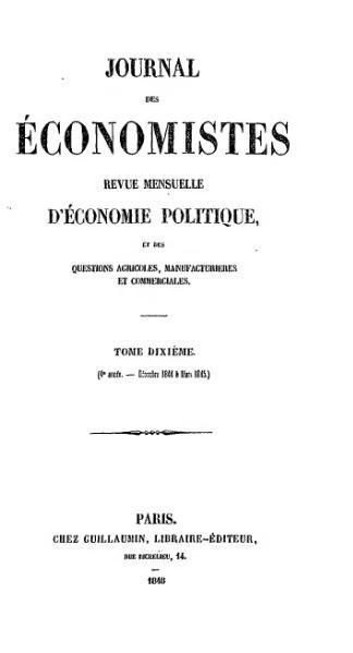 File:Journal des économistes, 1844, T10.djvu