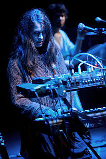 Juana Molina Argentine singer-songwriter and actress
