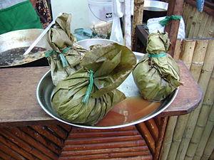 Juane - Wrapped chicken juane