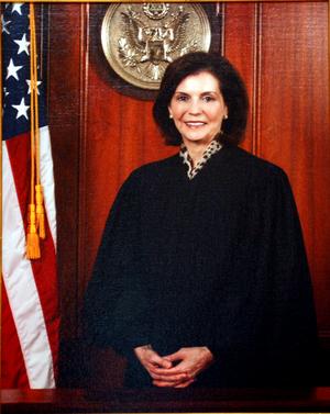 Susie Morgan - Image: Judge Susie Morgan