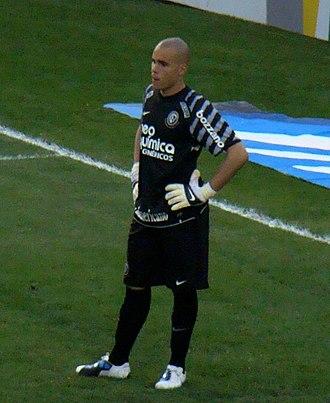 Júlio César (footballer, born 1984) - Image: Julio Cesar Souza