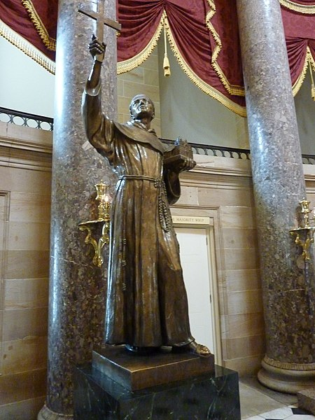 File:Junípero Serra National Statuary Hall Collection.jpg