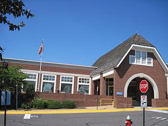 George Juskalian - Col. George Juskalian Post Office Building, Westfields Blvd., Centreville, Virginia