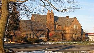 Justin Zimmer House - Image: Justin Zimmer House