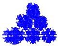 Középső ikozaéder egy lapja dodekaéderekből.jpg