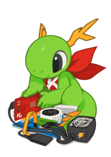 KDE mascot Konqi for hardware related applications.png