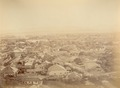 KITLV 100110 - Unknown - View over the southern part of Poona in India, seen from the bell tower of the Lal Deval Synagogue - Around 1875.tif