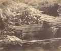 KITLV 87880 - Isidore van Kinsbergen - Bathing location near Tjandi Panataran near Blitar - Before 1900.tif