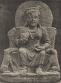KITLV 88038 - Unknown - Sculpture of a woman in British India - 1897.tif