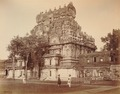 KITLV 92120 - Samuel Bourne - Brihadishvara temple complex at Thanjavur in India - 1869.tif