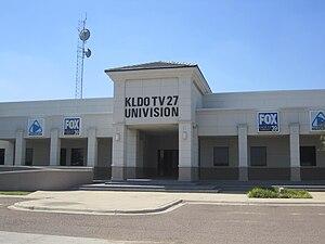 KLDO-DT2 - KLDO-TV's studios on the Bob Bullock Loop in Laredo.