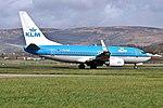 KLM Boeing 737-700 PH-BGD (13914599333).jpg