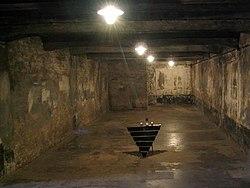 Auschwitz Kaasukammio