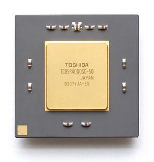 R4000 RISC microprocessor