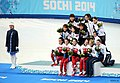 KOCIS Korea ShortTrack Ladies 3000m Gold Sochi 36 (12629368715).jpg