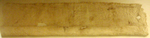 KV54 - Image: KV54 Linen 02 With Hieratic Writing Metropolitan Museum