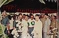 Kaderbad Ravindranath with P V Narasimha Rao Prime Minister of India.jpg