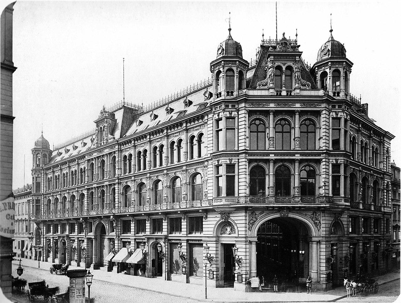 Hotel Berlin Zimmerstrasse