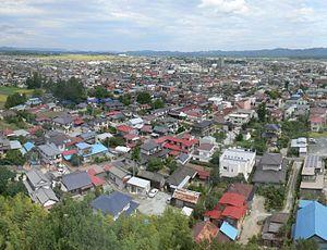 Kakuda, Miyagi - Panorama of Kakuda City