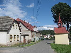Kamenná (Jihlava District) - Kamenná