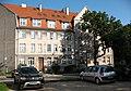 Kamienica Zientary Malewskiej 11 11A z nowym dachem.jpg