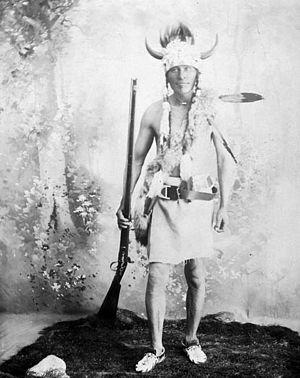 Fine-Day - Kamiokisihkwew in 1896