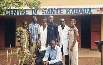 Kankan - Kankan Kabada health center