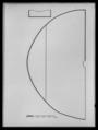 Kappa av svart yllekamlott - Livrustkammaren - 51600.tif