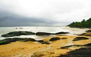 Kappad - Image: Kappad beach kerala