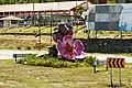 Karamunting Sabah Roundabout-at-SK-Bandar-Dua-01.jpg