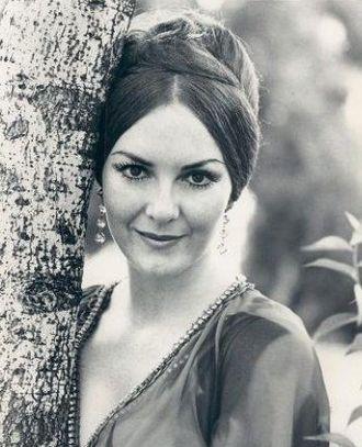 Karan Armstrong - Armstrong in 1974.