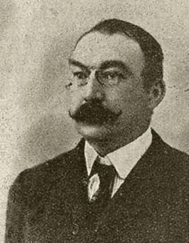 Karel Sluyterman, 1902.