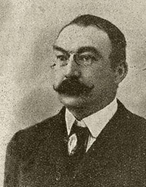 Karel Sluijterman - Karel Sluyterman, 1902.