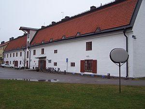 Swedish Coast Guard - Headquarters of the Swedish Coast Guard in Karlskrona.