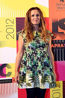 Kasey Chambers at APRA Music Awards 2012.jpg
