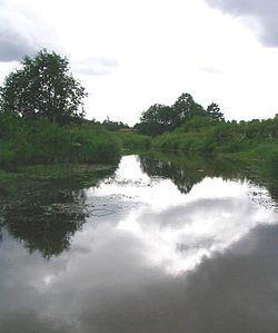 Угличское водохранилище