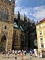 Katedrála Svatého Víta, Hradčany, Praha, Hlavní Město Praha, Česká Republika (48791553293).jpg