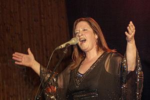 The Kelly Family - Image: Kathy Kelly 2707 adj