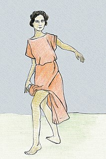 German-Swiss dancer