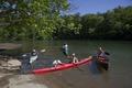 Kayakers,) Desoto State Park, Fort Payne, Alabama LCCN2010639516.tif