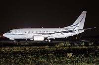 Kazakhstan Government Boeing 737-7EJ BBJ Wallner-1