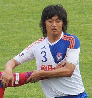 Kazuhiko Chiba Japanese footballer