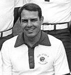 Ken Hatfield with Air Force football.jpg