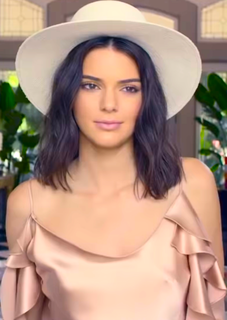 Kendall Jenner American television personality and model
