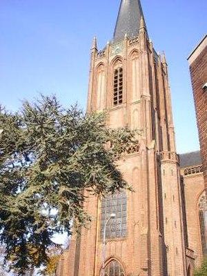 Wilhelm Victor Alfred Tepe - Image: Kerk Raalte