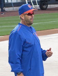 Kevin Long (baseball) American baseball coach