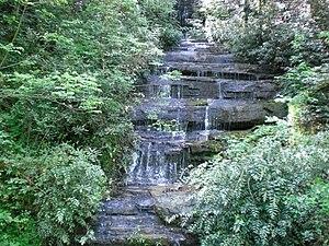 Key Falls - Key Falls