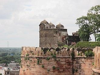 Dhar - Kharbuza Mahal, Dhar, Madhya Pradesh 3
