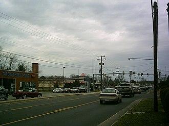 Kilmarnock, Virginia - Outskirts of Kilmarnock