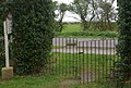 Kilnsea Church gates - geograph.org.uk - 1257037.jpg